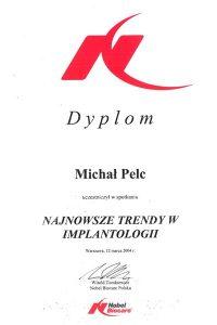Michal_Pelc_10_certyfikat
