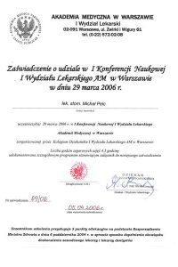 Michal_Pelc_11_certyfikat