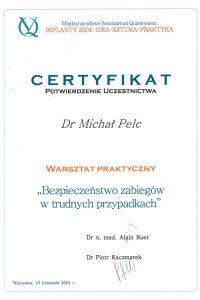 Michal_Pelc_23_certyfikat
