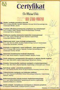 Michal_Pelc_25_certyfikat