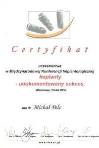 Michal_Pelc_28_certyfikat